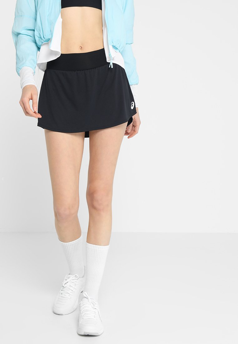 ASICS - CLUB SKORT - Sportrock - performance black