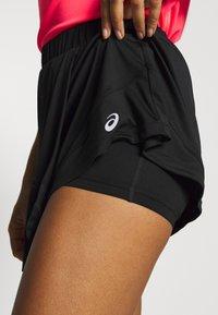 ASICS - CLUB SKORT - Sportovní sukně - performance black - 3