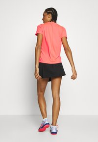 ASICS - CLUB SKORT - Sportovní sukně - performance black - 2