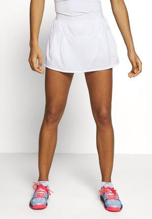 TENNIS SKORT - Sports skirt - brilliant white