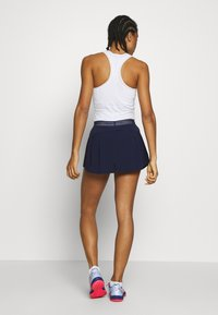 ASICS - TENNIS SKORT - Sports skirt - peacoat - 2