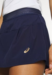 ASICS - TENNIS SKORT - Sports skirt - peacoat - 5
