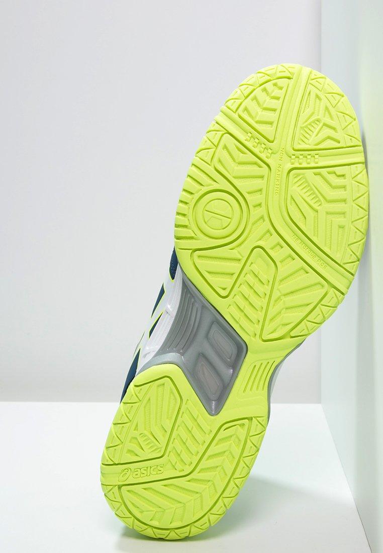 De white Yellow Gel hunter Volley Poseidon 3Chaussures Asics safety Xn0NPkw8OZ
