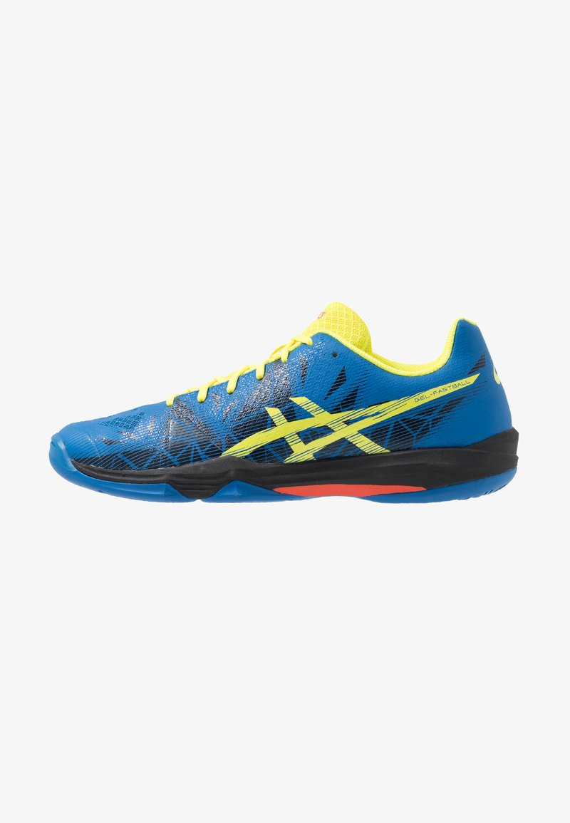 ASICS - GEL FASTBALL 3 - Handball shoes - lake drive/sour yuzu
