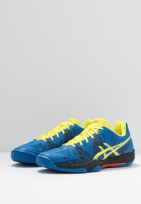 ASICS - GEL FASTBALL 3 - Håndballsko - lake drive/sour yuzu - 2