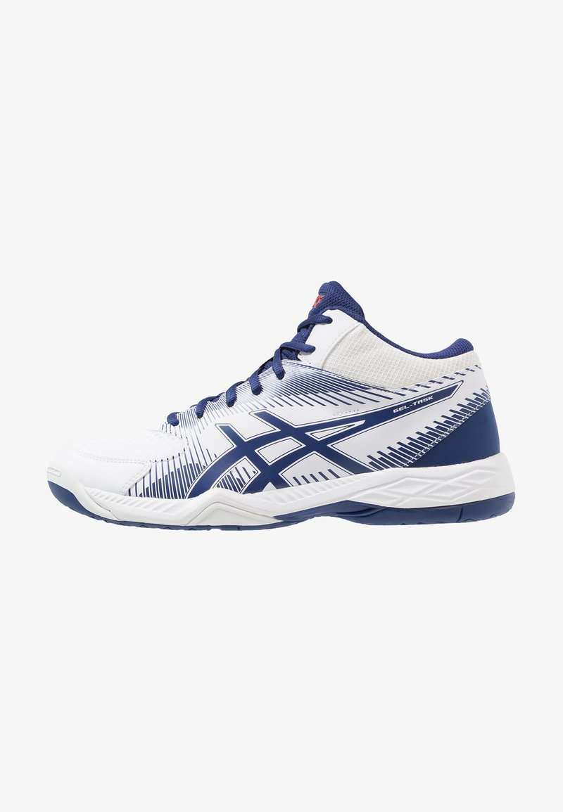 ASICS - GEL-TASK MT - Volleyballschuh - white/blue