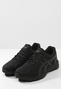 ASICS - GEL-MISSION 3 - Walking trainers - black/carbon/phantom