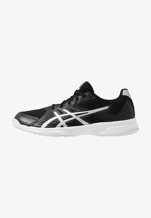 UPCOURT 3 - Scarpe da tennis per tutte le superfici - black/pure silver