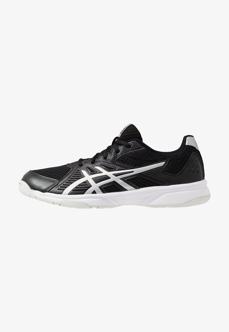 ASICS - UPCOURT 3 - Multicourt tennis shoes - black/pure silver