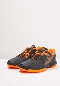 ASICS - BLAST FF - Volleyballschuh - black/shocking orange - 2