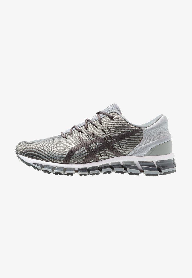 ASICS - GEL QUANTUM - Scarpe running neutre - stone grey/dark grey
