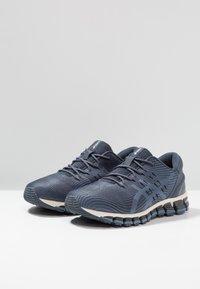 ASICS - GEL QUANTUM - Neutrální běžecké boty - tarmac/steel blue - 2
