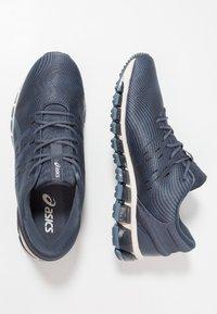 ASICS - GEL QUANTUM - Neutrální běžecké boty - tarmac/steel blue - 1