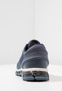 ASICS - GEL QUANTUM - Neutrální běžecké boty - tarmac/steel blue - 3