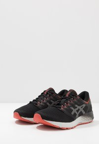ASICS - ROADHAWK FF 2 - Neutral running shoes - black/glacier grey - 2