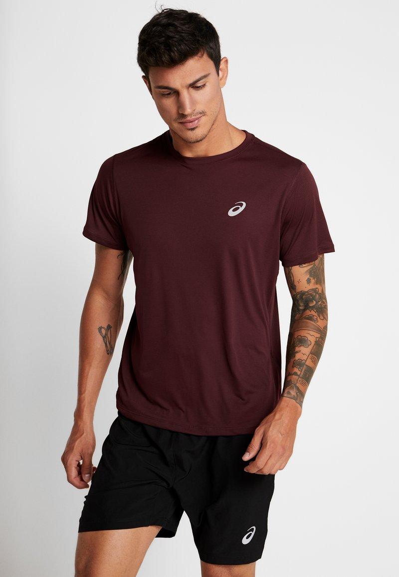 ASICS - Basic T-shirt - deep mars