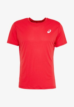 T-shirts basic - classic red