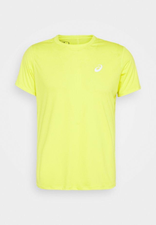 T-Shirt basic - sour yuzu