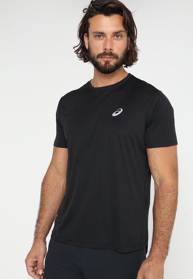 ASICS Camiseta básica orange pop Hombre Deporte Ropa de