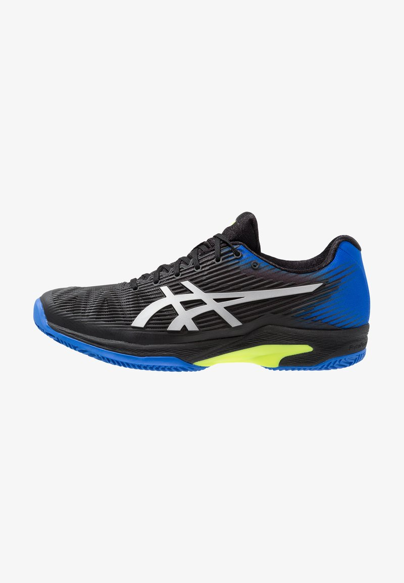 ASICS - SOLUTION SPEED FF CLAY - Tennisschuh für Sandplätze - black/illusion blue