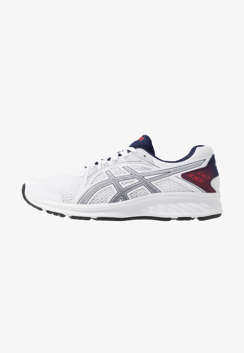 ASICS - JOLT 2 - Chaussures de running neutres - white/peacoat