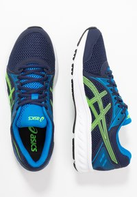 ASICS - JOLT 2 - Zapatillas de running neutras - peacoat/green gecko - 1