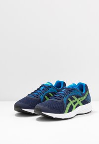 ASICS - JOLT 2 - Zapatillas de running neutras - peacoat/green gecko - 2