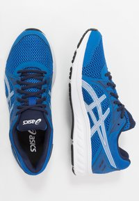 ASICS - JOLT 2 - Chaussures de running neutres - tuna blue/white - 1