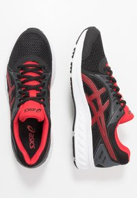 ASICS - JOLT 2 - Neutral running shoes - black/classic red - 1