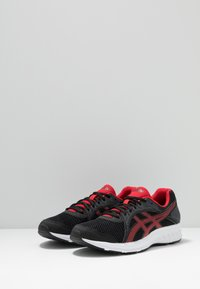 ASICS - JOLT 2 - Neutral running shoes - black/classic red