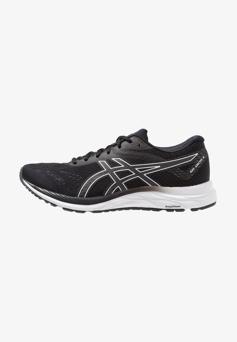 ASICS - GEL-EXCITE 6 - Neutral running shoes - black/white