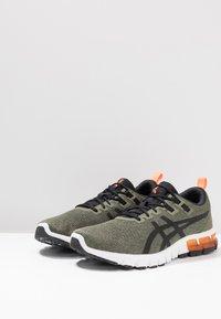 ASICS - GEL-QUANTUM 90 - Neutral running shoes - olive/black - 2