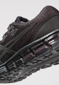 ASICS - GEL-QUANTUM 90 - Neutrální běžecké boty - black - 5