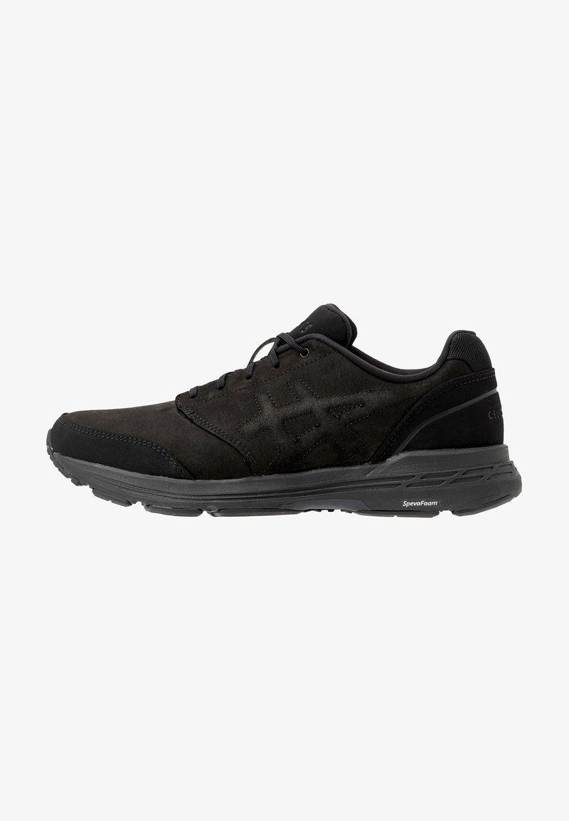 ASICS - GEL-ODYSSEY - Walking trainers - black