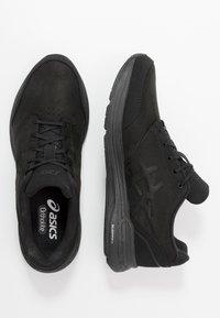 ASICS - GEL-ODYSSEY - Walking trainers - black - 1