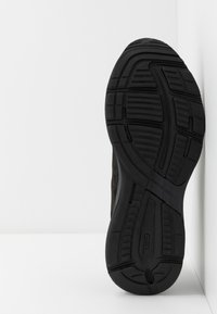 ASICS - GEL-ODYSSEY - Walking trainers - black - 4