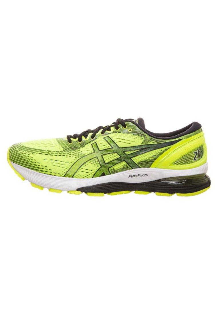GEL-NIMBUS 21 - Zapatillas de running neutras - neon yellow