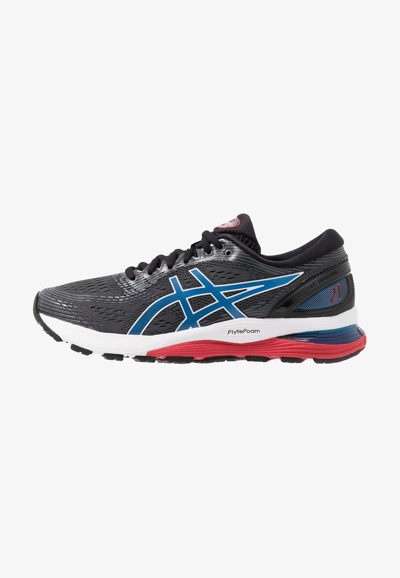 ASICS - GEL-NIMBUS 21 - Scarpe running neutre - black/electric blue
