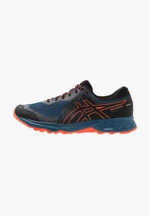 GEL-SONOMA 4 G-TX - Běžecké boty do terénu - mako blue/koi