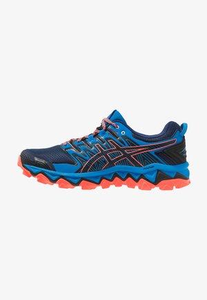 GEL-FUJITRABUCO 7 - Běžecké boty do terénu - blue expanse/electric blue