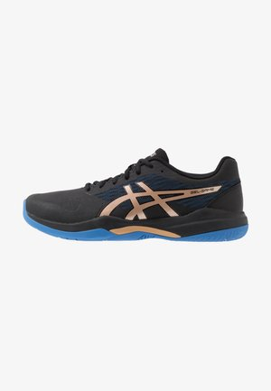 GEL-GAME 7 - Multicourt tennis shoes - black/champagne