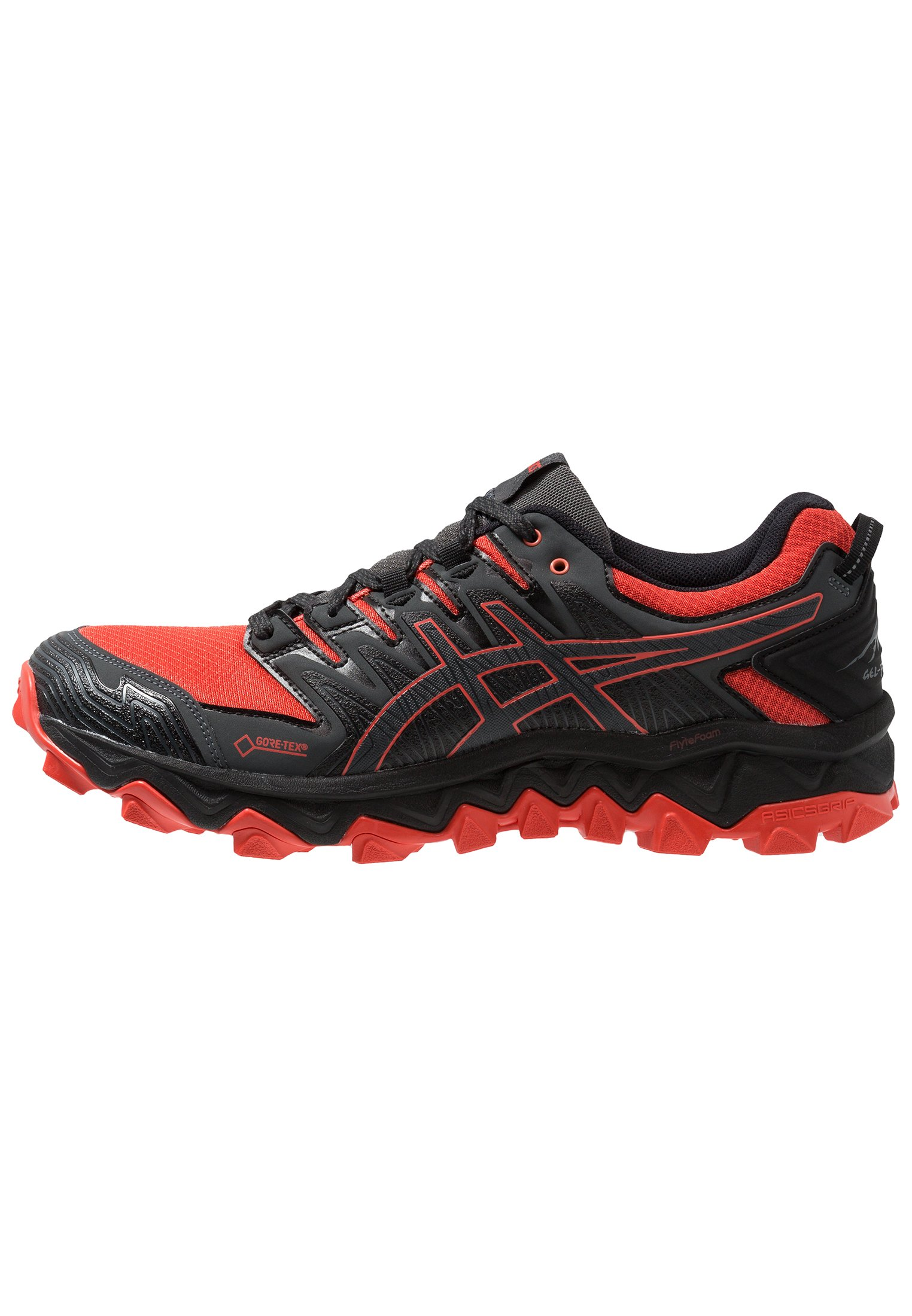 GEL FUJITRABUCO 7 G TX Laufschuh Trail red snapperdark grey