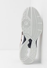 ASICS - GEL-ROCKET 9 - Volleyball shoes - white/peacoat - 4