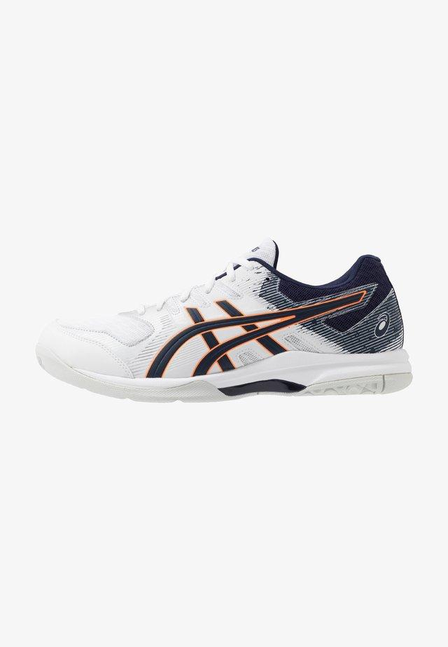 GEL-ROCKET 9 - Zapatillas de voleibol - white/peacoat