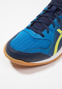ASICS - GEL-ROCKET 9 - Scarpe da pallavolo - electric blue/sour yuzu - 5