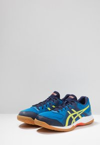 ASICS - GEL-ROCKET 9 - Scarpe da pallavolo - electric blue/sour yuzu - 2
