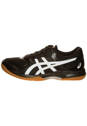 GEL-ROCKET 9 - Zapatillas de voleibol - black/white