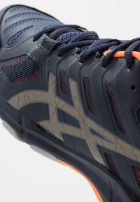 ASICS - GEL-BEYOND - Volleyball shoes - midnight/pure silver - 5