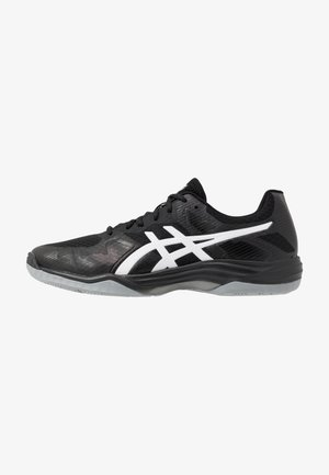 GEL-TACTIC - Volleyball shoes - black/white