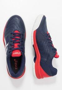 ASICS - GEL-DEDICATE 6 - Multicourt tennis shoes - peacoat/white - 1